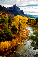 Virgin River, Zion National Park, Utah